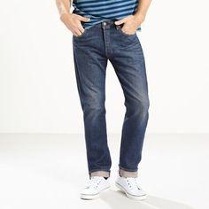 Levi's 501 Original Fit Stretch Jeans - Men's 30x32