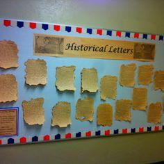 Historical #Letter Writing #Social Studies #WritingAcrossTheCurriculum