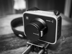 Great review of the Black Magic Cinema Camera!