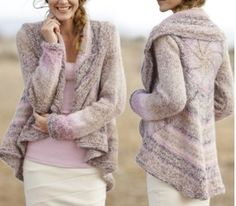 Knitted Jackets The Best Collection Of Free Patterns