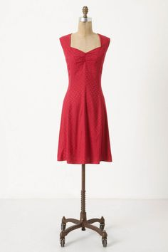 Valentine Sweetheart Dress: On sale, $89.95 #Dress #Red_Dress