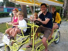9 Fun Things to Do on Sanibel & Captiva Islands with Kids: Explore on Two (or Three) Wheels