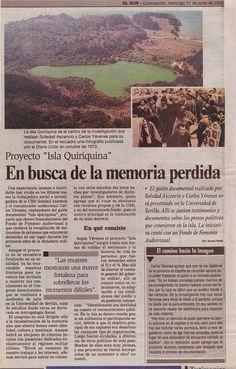 Sujet@s de la memoria. Proyecto 2005-2006 Fondo Audiovisual de Chile.