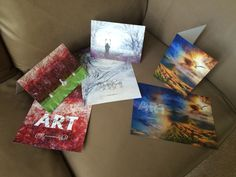 Dyed4you Art cards