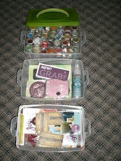 My New Scentsy Basket Party Kit!    http://FlamelessAndShameless.Scentsy.us