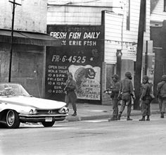 Akron Riot 1968 - National Guard :: Akron Remembers 1968 Collection
