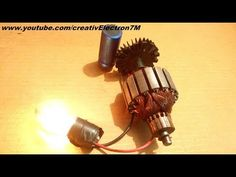 Free Energy Generator - Magnetic Resonator - Fake -Gerador de Energia Infinita - Ressonador - YouTube