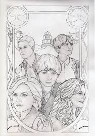Pin By Bookloverouat Lea Mcglin On Oncer Coloring Pages Art