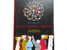 Glass Stones and Crown a Vintage Children's by lizandjaybooksnmore
