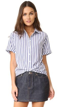 Velvet Alyssa Button Down Shirt