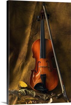 Music Painting, Music Artwork, Art Music, Violin Art, Violin Music, Still Life Photography, Image Photography, Art Et Illustration, Still Life Art
