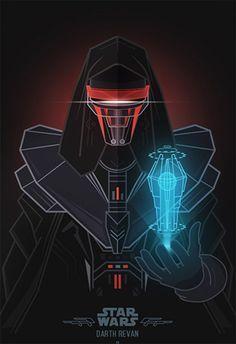 Star Wars : hommage aux plus grands méchants de la saga - Revan