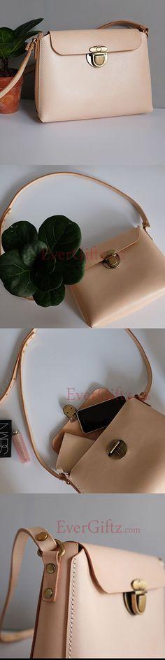 Handmade  Leather vintage handmade shoulder bag crossbody bag handbag