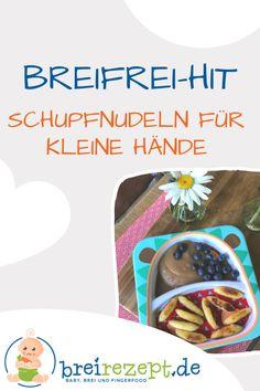 Baby Led Weaning, Html, German, Vegan Recipes For Kids, Recipes For Babies, Potato Noodles, Kid Friendly Recipes, Deutsch, German Language