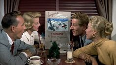 White Christmas movie - Bing Crosby, Rosemary Clooney, Danny Kay, & Vera Ellen. My favorite Christmas movie, with some of the best actors, singers & dancers of their time.