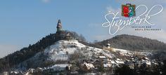 Město Štramberk, trúba, uši
