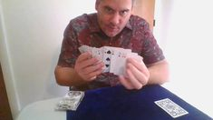 Learn Card Tricks - ACES TO BOX TRANSPO Learn Card Tricks, Learn Magic Tricks, Magic Book, Magic Art, Book Of Changes, Close Up Magic, Playing Cards, Learning, Box