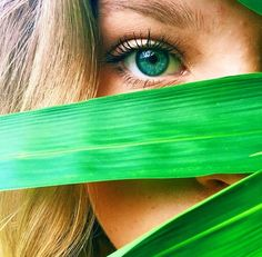 summer, eyes, and tropical image Beautiful Eyes Color, Stunning Eyes, Pretty Eyes, Beautiful People, Red Hair Tumblr, Pretty Hurts, Eye Photography, About Hair, Green Eyes