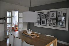 JvD interieur tafel + fotolijst