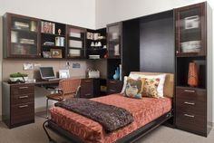 Kids Bedroom Remodel Small Spaces and Bedroom Remodeling On A Budget Ideas. Kids Bedroom Remodel Small Spaces and Bedroom Remodeling On A Budget Ideas. Murphy Bed Office, Murphy Bed Desk, Murphy Bed Plans, Murphy Table, Closet Works, Modern Murphy Beds, Hidden Bed, Bed Wall, Space Saving Furniture