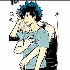 My Hero Academia Shouto, My Hero Academia Episodes, Hero Academia Characters, Boys Anime, Bakugou Manga, Mini Comic, Cute Gay Couples, Fanarts Anime, Boku No Hero Academy