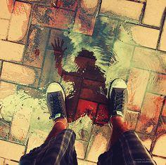 art, cool pics, ground, liked, mirrow, photo