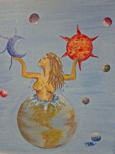 La Mujer en el Universo