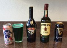 What is the pH of my green beer?