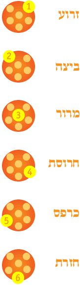 The Seder Plate - Passover Guide - Jewish Kids