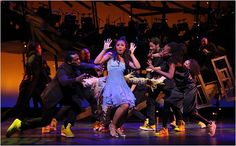 The Crows in THE WIZ