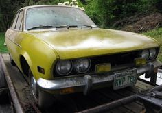 Eric M's 1972 Fiat Sport Coupe - http://barnfinds.com/eric-ms-1972-fiat-sport-coupe/