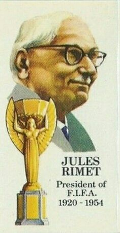 Brainchild of the World Cup - Jules Rimet in Fifa World Cup, 1930s, Football, Soccer, Futbol, American Football, Soccer Ball