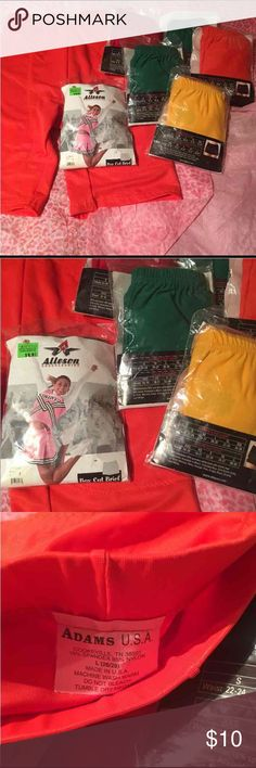 Juniors size large sports bundle 6 pair of new cheer bloomers multiple colors. Tight biker Tyler shorts. All are new and size large. Adam Other