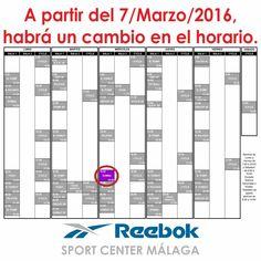 A partir del 7/Marzo/2016, habrá un cambio en el horario: se agrega una clase de ZUMBA el día miércoles de 18:00 a 19:00hh.