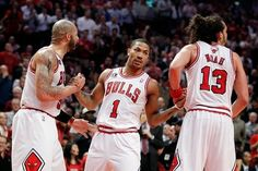 Chicago Bulls. Enough said.
