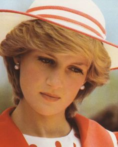 Princess Diana These are some of my favorite photos of her ~ wonder where she was...I'd love more...