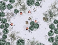 rpg map terrain ice - Google Search