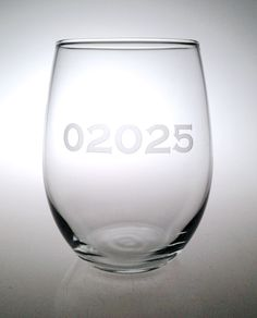 Zip Code Glasses from eThoughtfulThings.com