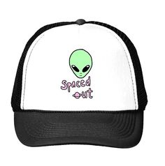 Spaced Out Alien Hat
