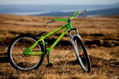 Sam Pilgrim's NS bike