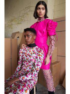 Brøgger Pre Fall 2020 - NOWFASHION Live Fashion, Fashion Show, Fashion Design, Women's Fashion, Vogue Paris, Trendy Swimwear, Runway Fashion, Fashion Trends, Fashion Labels