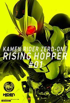 Kamen Rider Zero-One (Rising Hopper) Kamen Rider Toys, Kamen Rider Drive, Kamen Rider Zi O, Kamen Rider Series, Fan Service, Live Action, Power Ragers, Massage Pressure Points, Super Anime