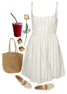 Turn yourself around to the sun ☀️ by brownloveh on Polyvore featuring YMC