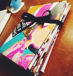 Magazine Envelopes DIY - Perfect for love letters and notes to pen pals!