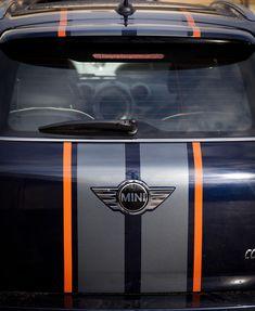Interior/Exterior Got Striped - North American Motoring Mini Cooper 4x4, Mini Cooper Stripes, Mini Cooper Custom, Mini Coopers, Mini Paceman, Mini Clubman, Mini Cooper Accessories, Mini Cabrio, Vinyl Style