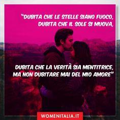 Emozionanti Frasi d'Amore con Immagini - WOMEN Italia Vladimir Nabokov, Sigmund Freud, Einstein, Memes, Movie Posters, Italia, Meme, Film Poster, Billboard