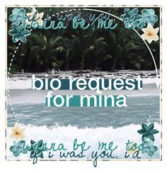 """✧bio request for mina!"" by stxrry-skies ❤ liked on Polyvore featuring art and minasrequests"