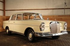 Bid for the chance to own a 1963 Mercedes-Benz at auction with Bring a Trailer, the home of the best vintage and classic cars online. Classic Mercedes, Mercedes Benz Cars, Top Luxury Cars, Nissan 370z, Nissan Gt, Benz S, Air Ride, Air Conditioning System, Car Shop