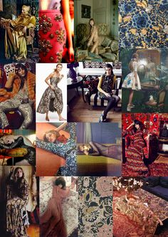 Rich textures and metallics combine in the new collection for party season. With a palette of golds, bronze and teal, prepare to outshine them all. The Matthew Williamson party capsule 2017 mood board. Matthew Williamson, He's Beautiful, Kyoto, Palette, Teal, Glamour, Seasons, Mood, Elegant