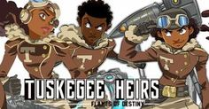 With the buzz around Tuskegee Heirs growing louder each day, Greg Burnham and Marcus Williams are looking forward to the project's future.